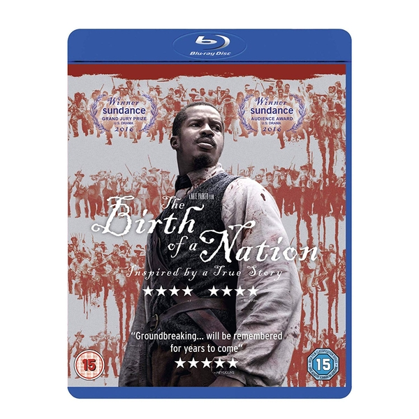 The Birth Of A Nation Blu-ray