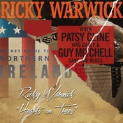 Ricky Warwick - When Patsy Cline Was Crazy (And Guy Mitchell Sang The Blues) / Hearts On Trees Vinyl