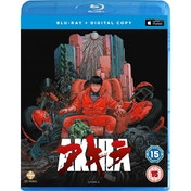 AKIRA Blu-ray & Digital Copy