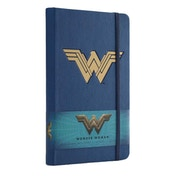 Wonder Woman Movie Hardcover Ruled Journal