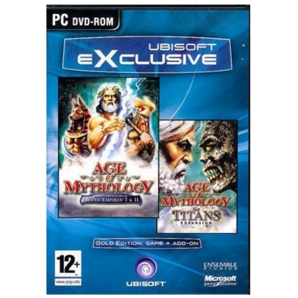 Age of Mythology Gold Edition Game PC - Image 1
