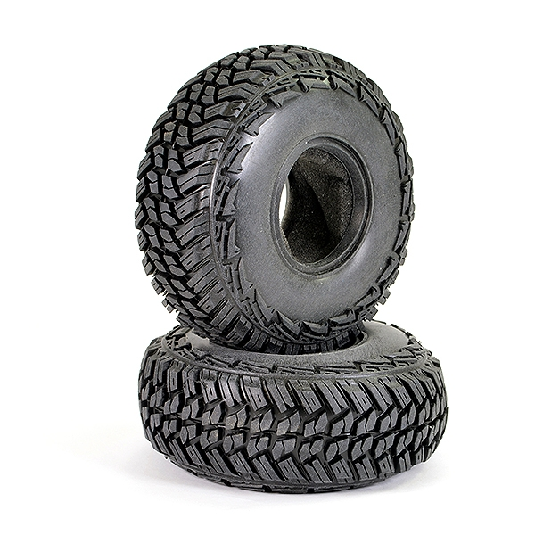 Fastrax 1:10 Crawler Slinger 1.9 Scale Tyres/Inserts