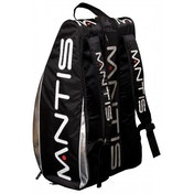 MANTIS 12 Racket Thermo Black Silver