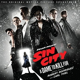 Various Artists - Sin City A Dame To Kill For Vinyl
