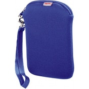 Hama 6.4 cm Hard Disk Cover, Neoprene, Blue