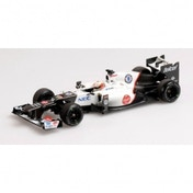 Hot Wheels 1:43 Sauber F1 Team Ferrari C31 - K. Kobayashi 3rd Place Japan GP 2012