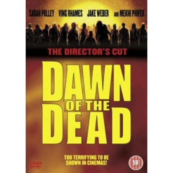 Dawn Of The Dead Directors Cut DVD
