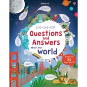 Lift-the-Flap Questions and Answers About Our World by Katie Daynes (Board book, 2015)