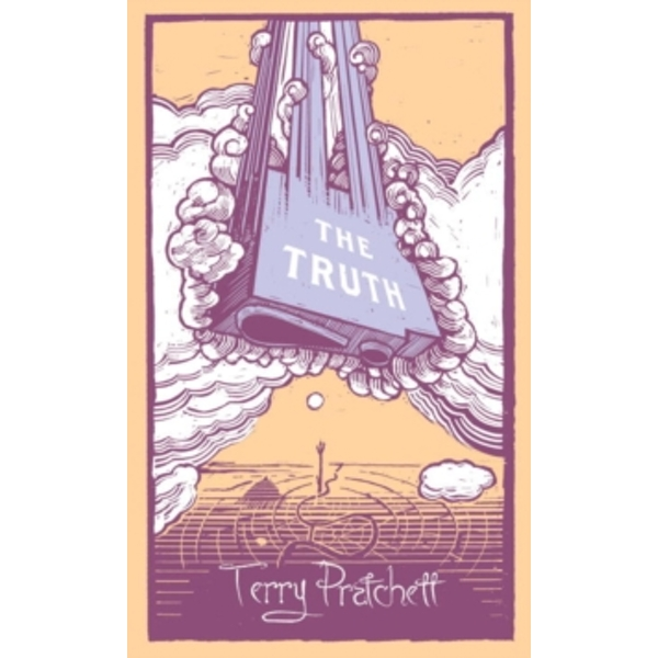 The Truth : (Discworld Novel 25) Hardback, 2016