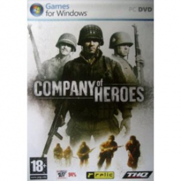 Company Of Heroes Game PC
