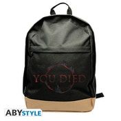 Dark Souls - You Die Backpack