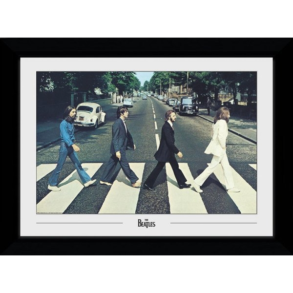 The Beatles Abbey Road 50 x 70 Collector Print