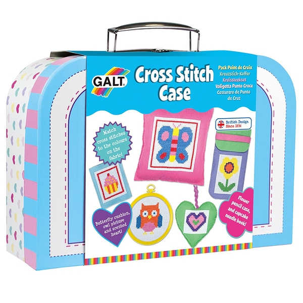 Galt Toys Cross Stitch Case