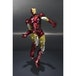 Iron Man Mark VI and Hall of Armor Set (Marvel) Bandai Tamashii Nations Figuarts Figure - Image 5