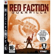 Red Faction Guerrilla Game PS3