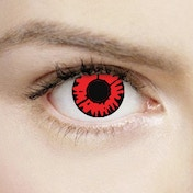 Twilight Volturi Vampire 1 Day Halloween Coloured Contact Lenses (MesmerEyez XtremeEyez)