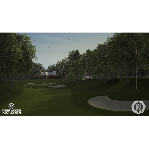 Tiger Woods PGA Tour 14 Game (Kinect Compatible) Xbox 360 - Image 4