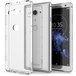 Sony Xperia XZ2 Compact Air Cusion Gel Case - Clear - Image 2