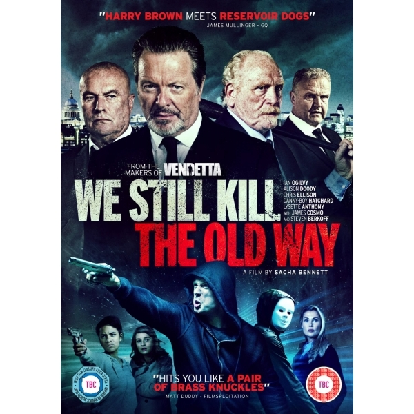 We Still Kill The Old Way DVD