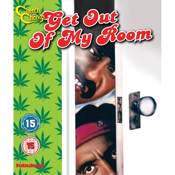 Cheech And Chong's Get Out My Room DVD