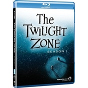 The Twilight Zone Season 1 Blu-ray