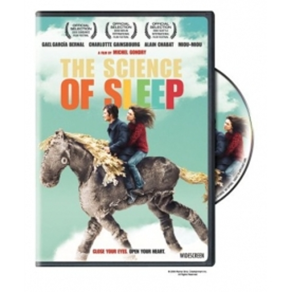 The Science Of Sleep DVD