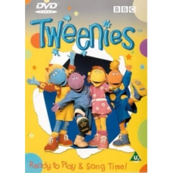 Tweenies Ready To Play DVD