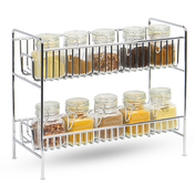 2 Tier Kitchen & Bathroom Organiser | M&W
