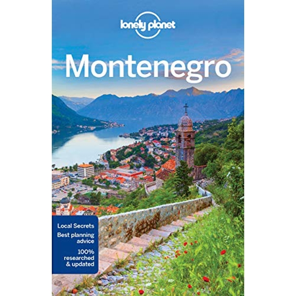 Lonely Planet Montenegro  Paperback / softback 2017