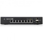 Ubiquiti EdgeSwitch 8 150W Managed PoE+ Gigabit Switch with SFP