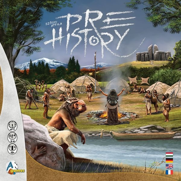 Prehistory Board Game