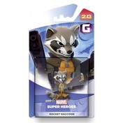 Disney Infinity 2.0 Rocket Raccoon (Guardians of the Galaxy) Character Figure