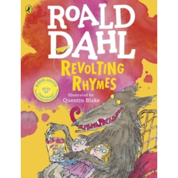 Revolting Rhymes (Colour Edition) 2016
