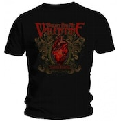 BFMV Temper Temper Mens Black T Shirt: X Large