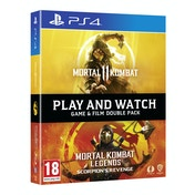Mortal Kombat 11 Scorpions Revenge Bundle PS4