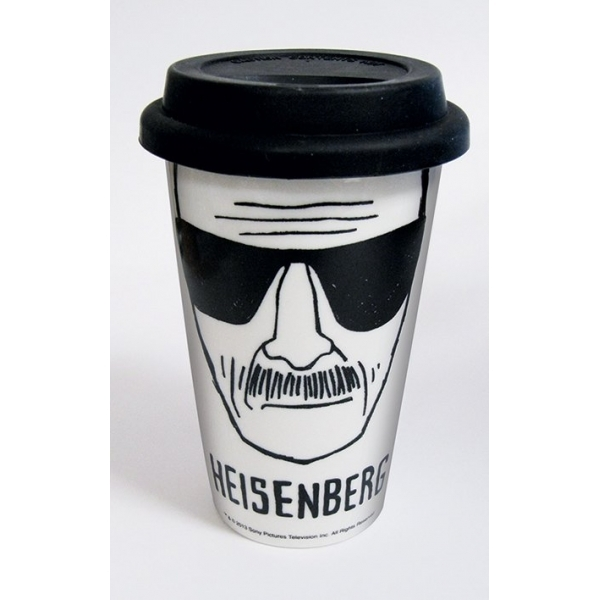 Breaking Bad (heisenberg) Travel Mug