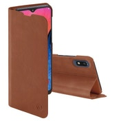 """Hama   """"Guard Pro Booklet for Samsung Galaxy A10   Brown"""