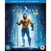 Aquaman 3D Blu-ray