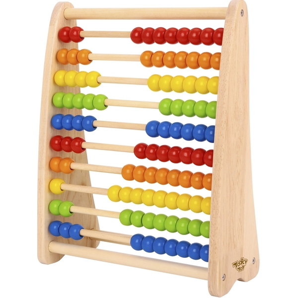 Tooky Toy's Wooden Beads Abacus