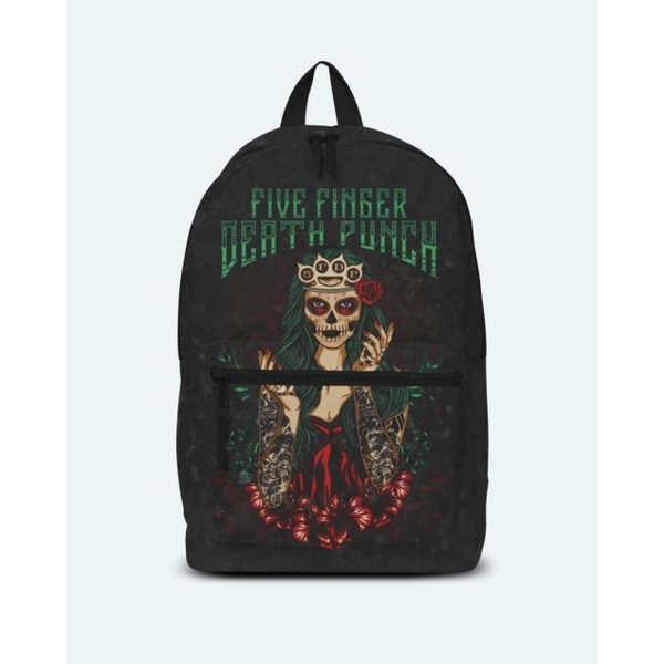 Five Finger Death Punch - DOTD Green Classic Rucksack