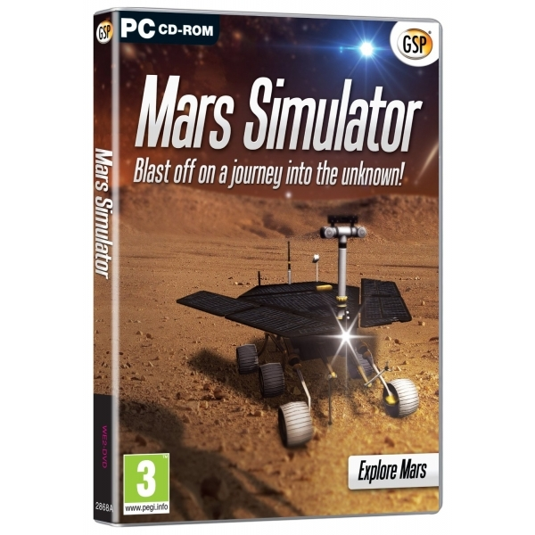 Mars Simulator Game PC