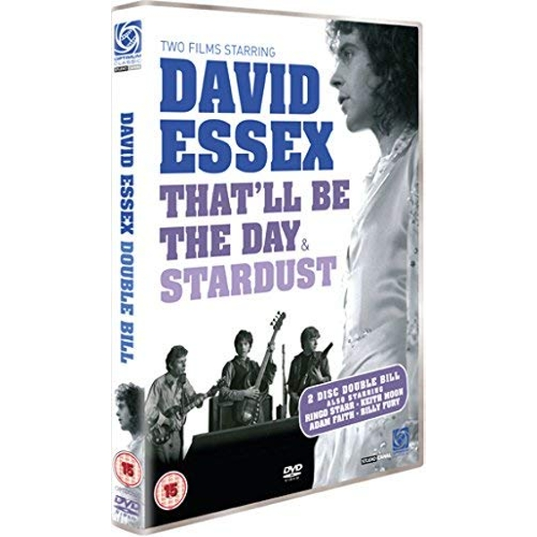 The David Essex Double Bill - That'll Be The Day / Stardust DVD