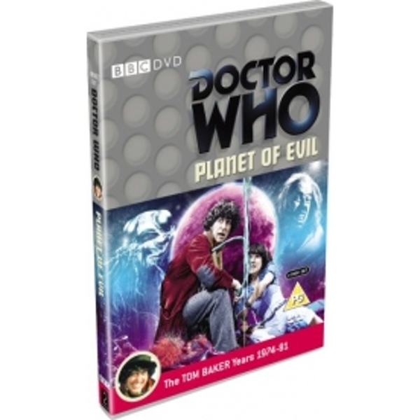 Doctor Who Planet of Evil (1975) DVD