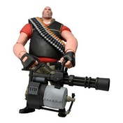 Team Fortress 7'' Ultra Deluxe Action Figures: Series 2: RED Heavy