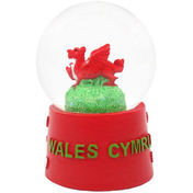 Welsh Dragon Waterball