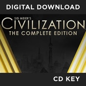 Sid Meier's Civilization V 5 Complete Edition PC CD Key Download for Steam
