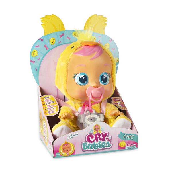 Baby WOW - Cry Babies Chic - Image 1