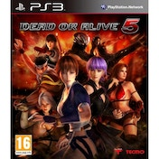(USED) Dead Or Alive 5 Game PS3 Used - Like New