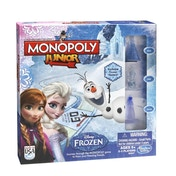 Frozen Monopoly Junor Edition