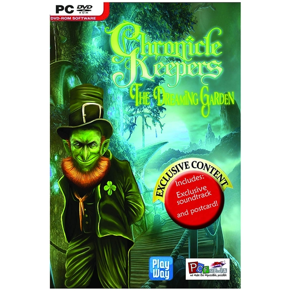 Chronicle Keepers The Dreaming Garden Collector's Edition PC Game